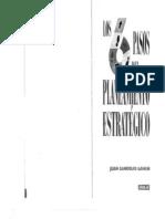 Los Seis Pasos Del Planeamiento Estrategico