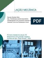 VENTILAÇÃO MECÂNICA CURSO