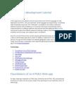General App Development Tutorial