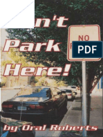 Don't Park Here - Oral Roberts