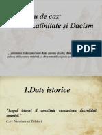 Latinitate si Dacism..pptx