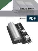 Manual Drain Unit