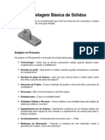 SolidWorks - 03 - Modelagem Básica de Sólidos