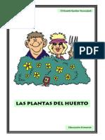 Las Plantas Del Huerto