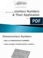Dimensionless Numbers & Their Application.pptx