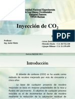 Inyeccion de CO2