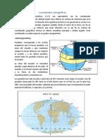 Proy. y Coor. Geograficas.info