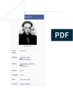 André Breton - semblanza