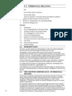 Unit-2 Personal Selling.pdf