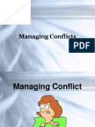 4Managing Conflicts.ppt