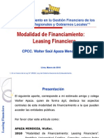 20100312 Leasing Financiero