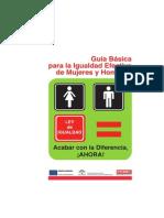 Guia Basica Para La Igualdad Efectiva de Mujeres y Hombres - Ccoo