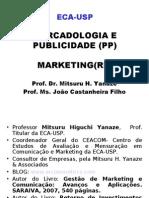 ECA- Mercadologia e Publicidade Noturno 2013