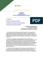 A  Gramática de Libras - LUCINDA FERREIRA BRITO