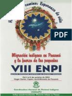 Enpi Viii - 2004 Huellas en El Camino