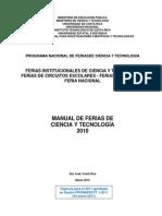 ProgFerias_Manual2010