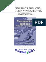 CAMARGO FERNANDERZ David Funcionarios Publicos Evolucion y Prospectiva