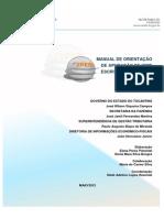 Manual EFD Apuracao ICMS Maio 2012