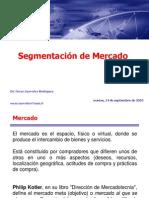 Segment Ac i on Mercado