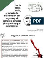 PDF Conferencia Jcv 2013 Corregida. Crisis Deuda Pos Salario Comercio Ext.