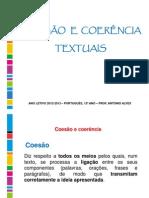 Func.lingua - Coesao e Coerencia Textuais.ppt