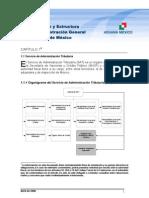 Estructura de Aduana México