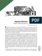 H. Spencer Lewis - Alquimia Moderna - Mar52