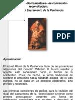 Las Formas Sacramentales de La Penitencia