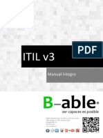 Manual ITIL Integro