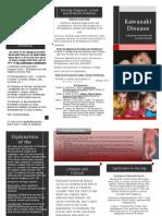 nurs 300 - disease brochure