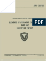 AMCP 706-106 Sources of Energy