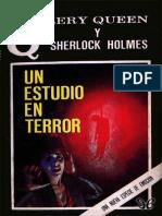 Queen Ellery - Un Estudio en Terror