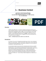 UML Business Context