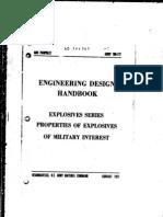 AMCP 706-177 - Explosives Data