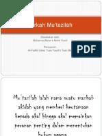 Firkah Mu'tazilah