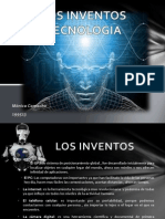 Los Inventos - Tecnologia