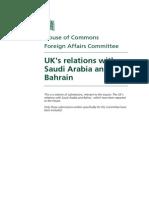 UK-KSA Relations