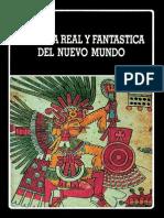Historia real y fantástica del nuevo mundo - Horacio Becco