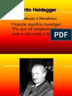 Heidegger Citação DEB