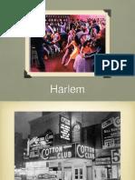 Harlem Renaissance Power Point Presentation