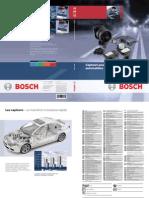 Differents Capteurs Automobile Par Bosch