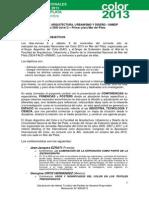 ColorMDP2013 Programa Actualizado 3-11