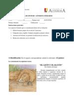 GUÍA DE SÍNTESIS GÉNEROS LITERARIOS - OCTAVOS.doc