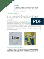 A LIMPEZA DO AQUÁRIO DE ÁGUA DOCE