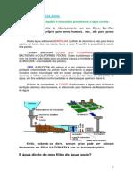 OS PARÂMETROS PARA AQUÁRIO DE ÁGUA DOCE