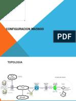 Configuracion DSLAM MA5600_Jacobo