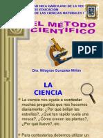 CC NN 1 (EL MÉTODO CIENTÍFICO)