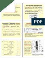 Clase 8 GE (Genesis de Los Hidrocarburos)