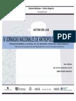 ActasIVJNAntropologíaFilosófica-MdP2013