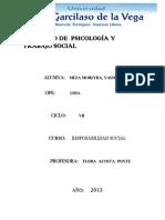Trabajo de Responsabilidad Social 2013-3 Listo